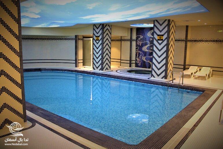 هتل سارینا مشهد