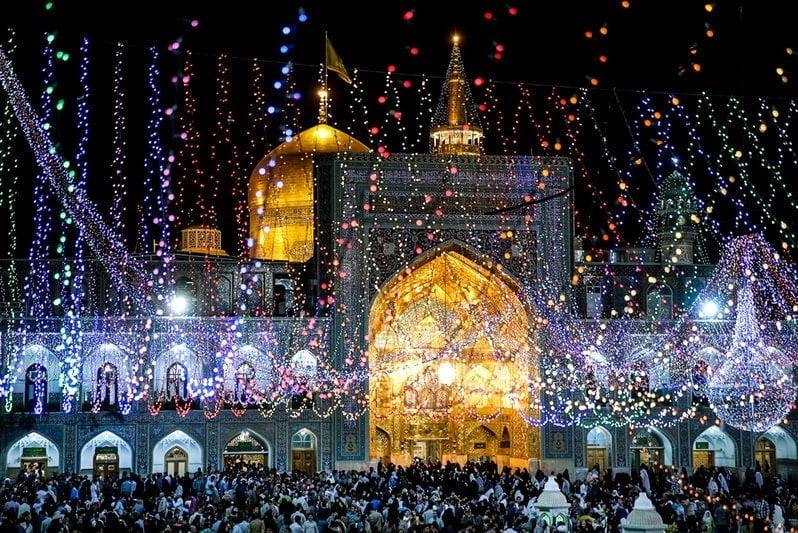 بهترین زمان سفر به مشهد,تور مشهد,سفر به مشهد,