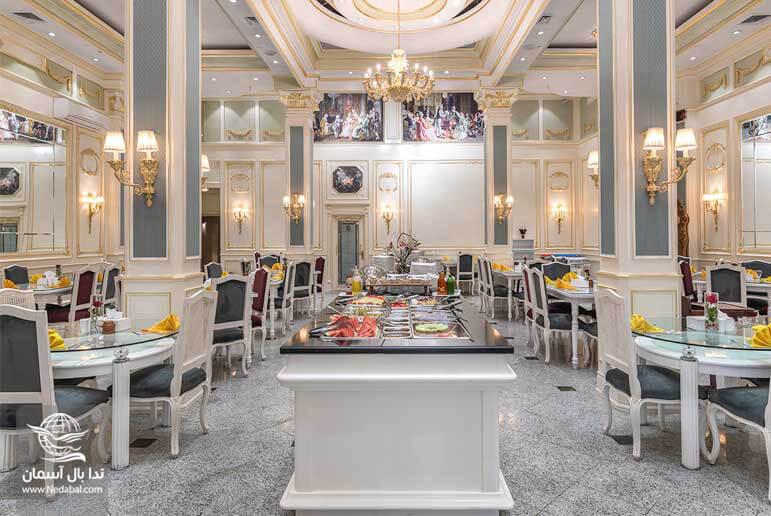 هتل بین المللی قصر