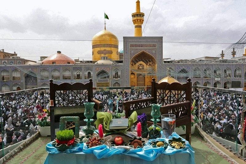 سفر به مشهد,سفر مشهد در عید,سفر مشهد در عید نوروز,