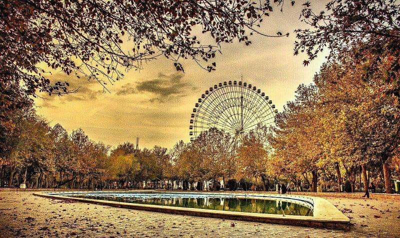 پارک ملت,پارک ملت در مشهد,پارک ملت مشهد,