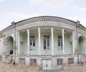 بازدید از خانه داروغه مشهد,خانه تاریخی در مشهد,خانه رجایی مشهد