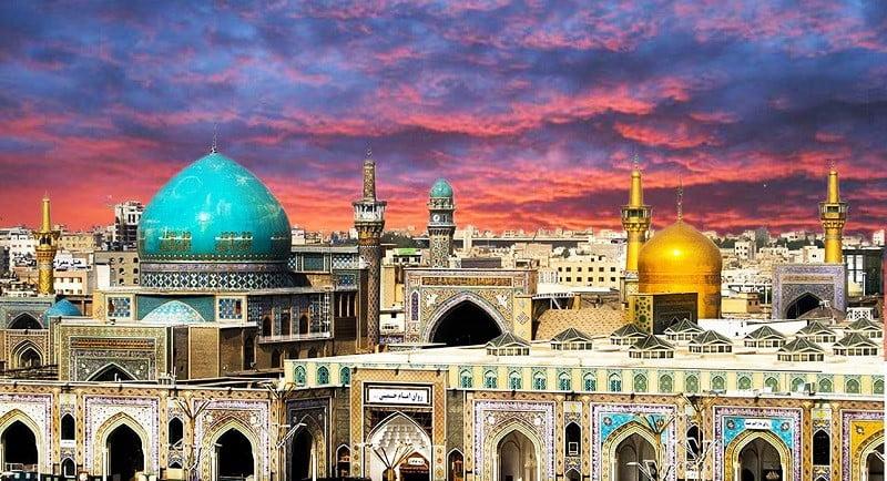 امکانات قطار رجا,تور زنجان به مشهد,تور مشهد از زنجان,
