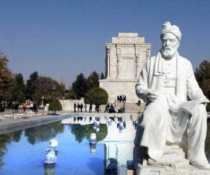 آرامگاه فردوسی,آرامگاه فردوسی در مشهد,سفر به آرامگاه فردوسی