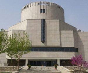 لیست موزه های مشهد,موزه آب مشهد,موزه توس