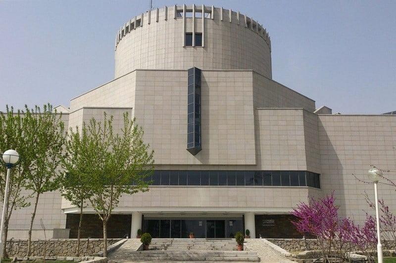 لیست موزه های مشهد,موزه آب مشهد,موزه توس,