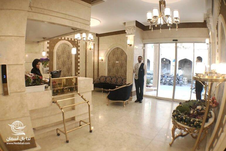 هتل کوثر مشهد