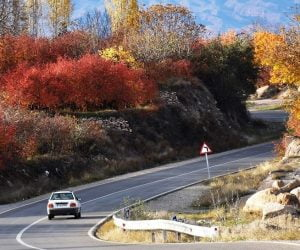 جاده تهران به مشهد,جاده تهران مشهد,جاذبه های جاده تهران مشهد