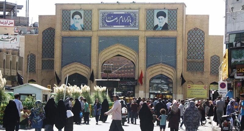 بازارهای مشهد,بازارهای معروف مشهد,بازار قدیمی مشهد,