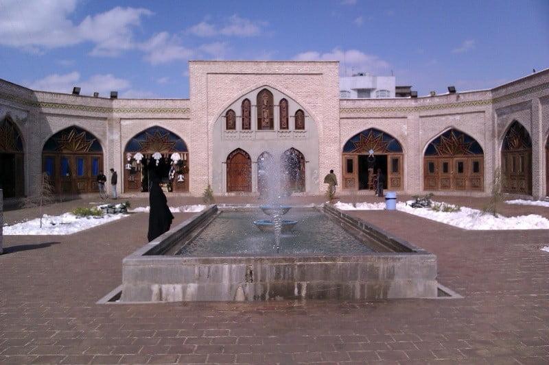بازارهای سنتی در مشهد,بازارهای سنتی مشهد,بازارهای مشهد,