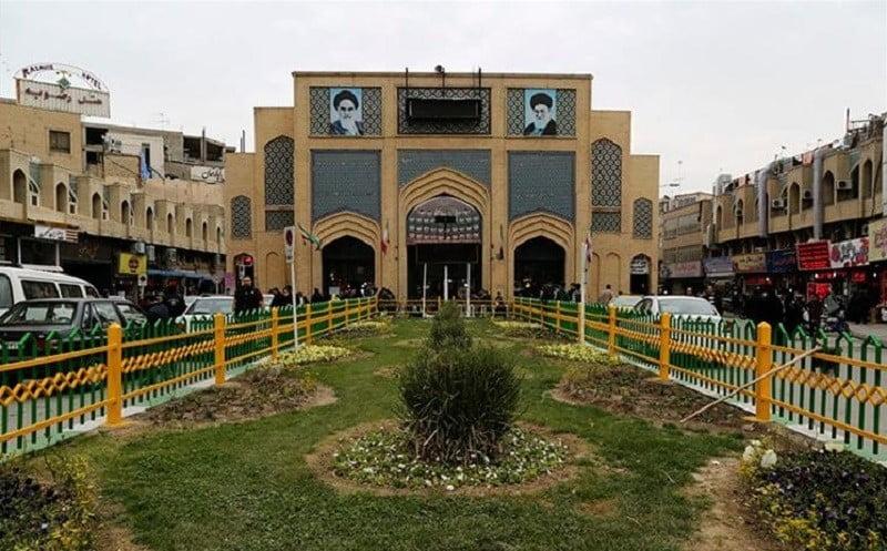 آدرس بازار رضا مشهد,بازار رضا,بازار رضا مشهد,