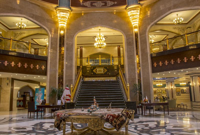 بهترین هتل های مشهد نزدیک حرم,لیست هتل مشهد نزدیک حرم,هتل های مشهد ارزان قیمت,