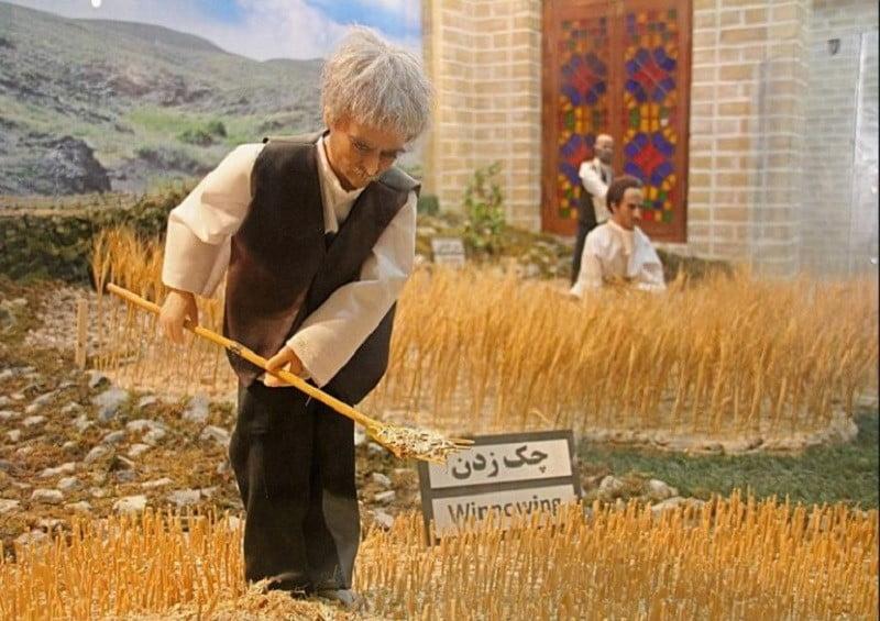 آدرس موزه نان مشهد,تاریخچه موزه نان مشهد,ساعت بازدید موزه نان مشهد,
