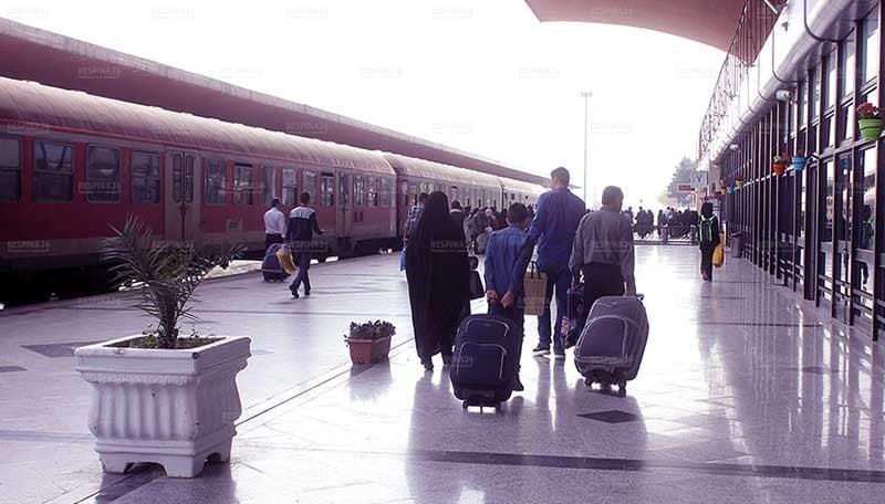 سفر مشهد با قطار,تور مشهد با قطار,تور مشهد زمینی,