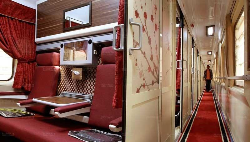 سفر به مشهد با قطار,سفر مشهد با قطار,تور مشهد با قطار,