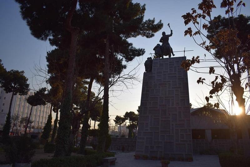 آرامگاه نادرشاه,تاریخچه مقبره نادر شاه مشهد,مقبره ناد شاه در مشهد,