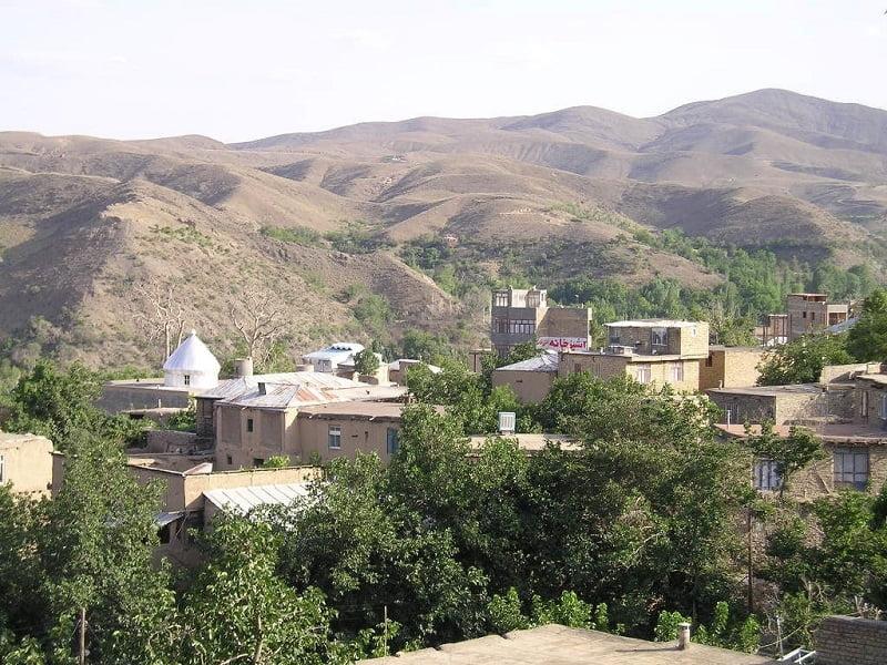 بسکلته چیست,تاریخچه روستای خانرود,جاذبه های روستای خانرود مشهد,