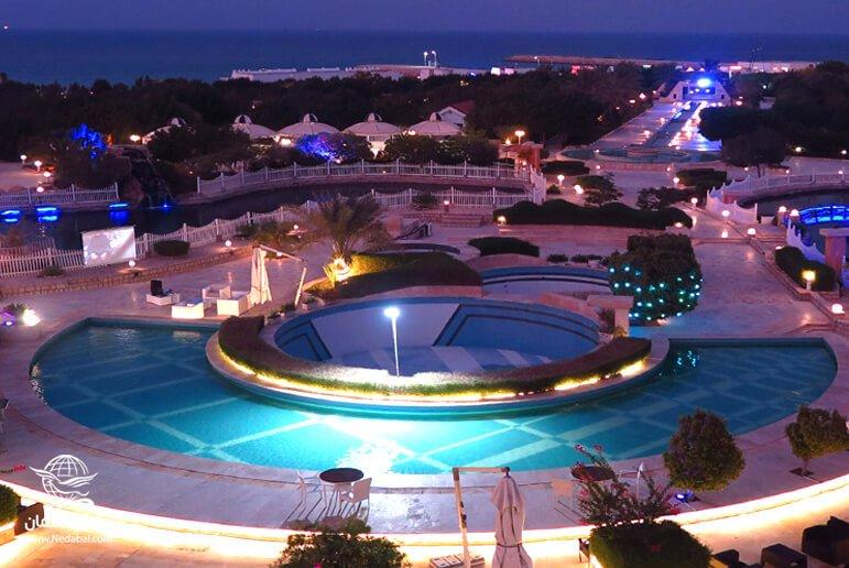 هتل مارینا پارک کیش