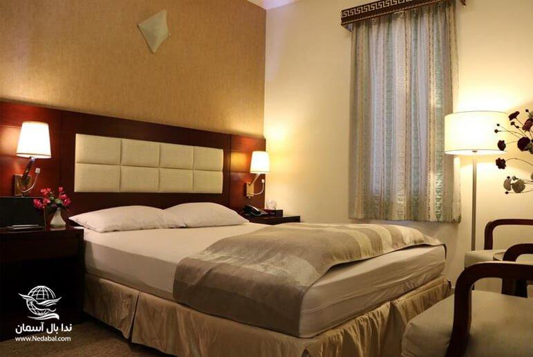 هتل تعطیلات کیش