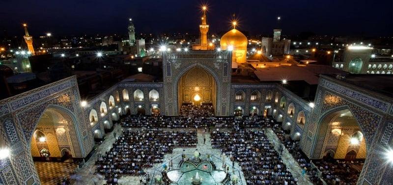 سفر پیاده به مشهد,سفر پیاده مشهد,سفر پیاده مشهد مقدس,