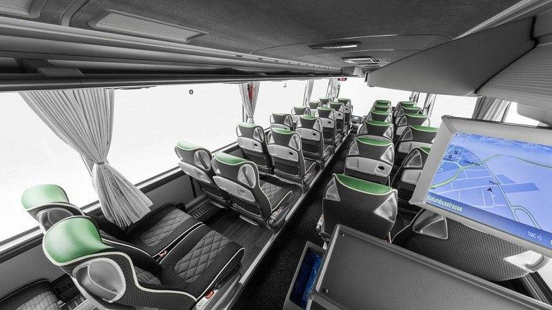 سفر با اتوبوس,سفر با اتوبوس به مشهد,مزایای سفر با اتوبوس,