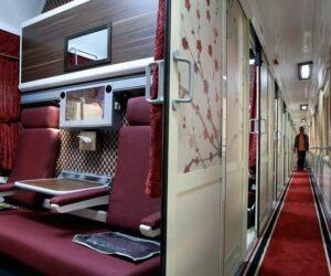 سفر با قطار,سفر با قطار به مشهد,قطار مشهد