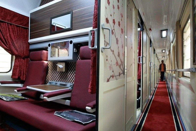 سفر با قطار,سفر با قطار به مشهد,قطار مشهد,