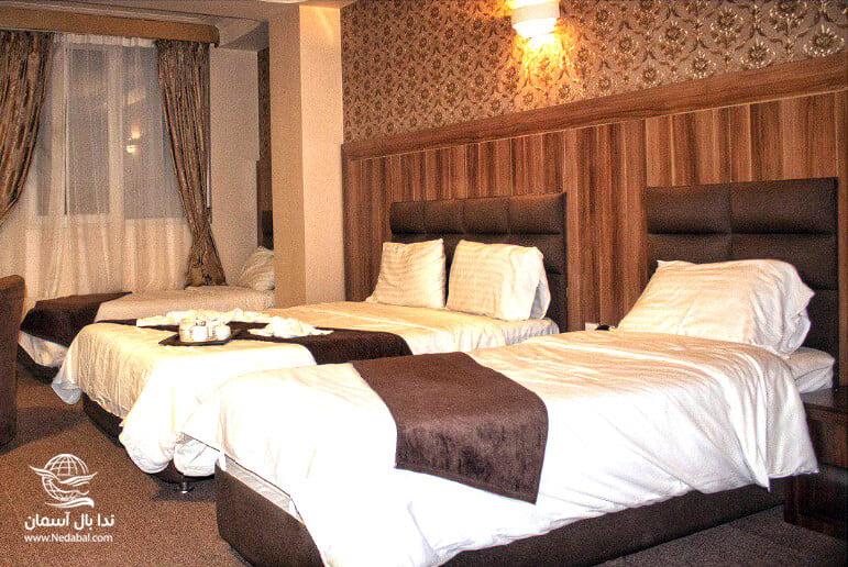 هتل الوند 1 قشم