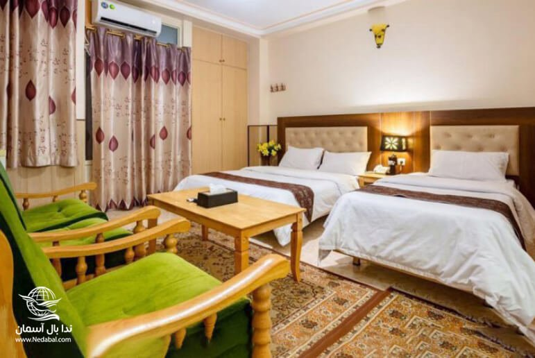 هتل آرام قشم