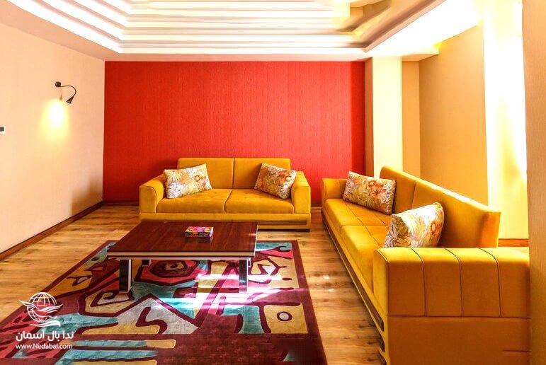 هتل جهان نما شیراز