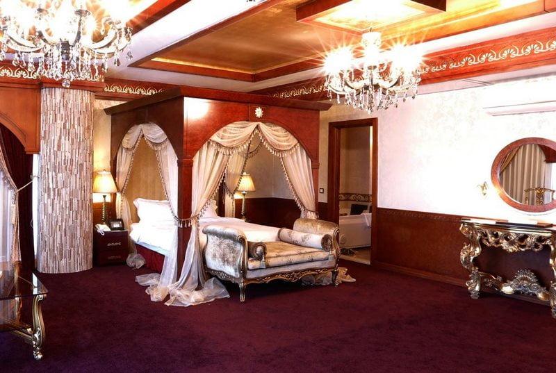 هتل لوکس,هتل لوکس مشهد,بهترین هتل حرم مشهد,