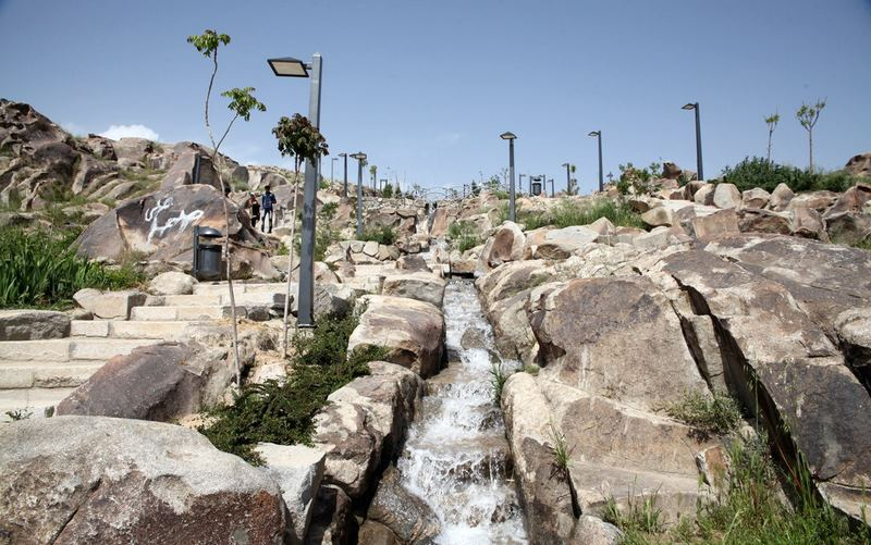 بهترین پارک,بهترین پارک مشهد,پارک ها در مشهد,