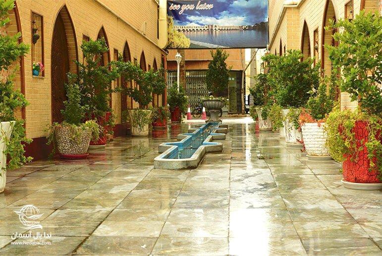 هتل صفوی اصفهان