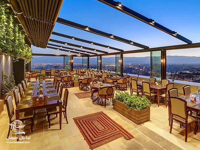معرفی هتل های پنج ستاره شیراز
