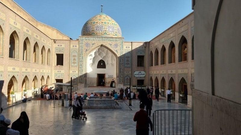 آرامگاه مشهد,آرامگاه های مشهد,آرامگاه های معروف مشهد,