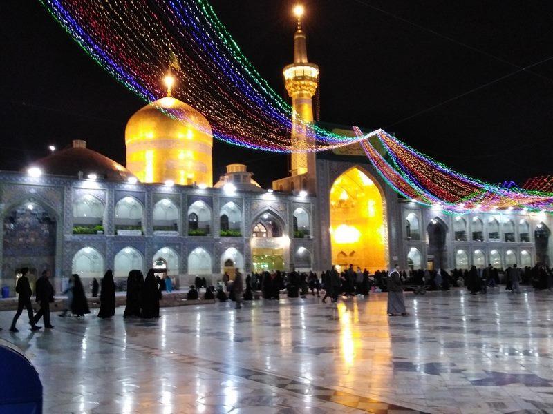 آرامگاه,اماکن زیارتی مشهد,اماکن زیارتی مشهد مقدس,