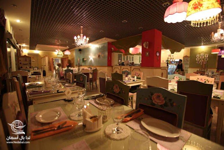 معرفی بهترین رستورانهای کیش